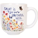 Great Is Your Faithfulness Mug