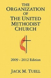 The Organization of the United Methodist Church - eBook