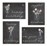 A Bit of Joy Birthday Cards, Box of 12