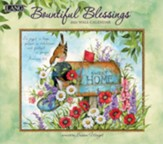 2021 Bountiful Blessings Wall Calendar