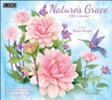 2021 Natures Grace Wall Calendar