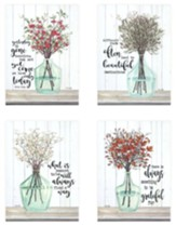 Message of Hope Encouragement Cards, Box of 12