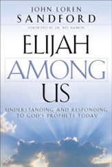 Elijah Among Us: Understanding and Responding to God's Prophets Today - eBook