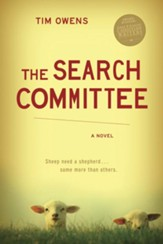 The Search Committee: A Novel - eBook