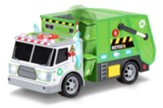 Motorized City Vehicle, Garbage Truck