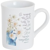Magnify the Lord with Me Mug