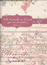 Atreve a soñar cuaderno de notas (Dare to Dream Journal)
