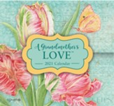 2021 Grandmothers Love, 365 Daily Thoughts Calendar