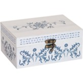 Strong Courageous Beautiful Trinket Box