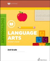 Lifepac Language Arts, Grade 2,  Teacher's Guide