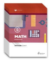 Lifepac Math, Grade 3, Workbook Set