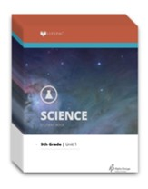 Lifepac Science, Grade 9 (General Science 3), Workbook Set