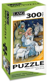 Sheep Nativity Puzzle, 300 Pieces