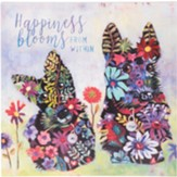 Happiness Blooms From Within Canvas Art