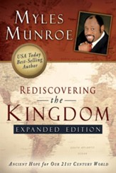 Rediscovering the Kingdom Expanded Edition - eBook