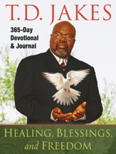 Healing, Blessings, and Freedom: 365-Day Devotional & Journal - eBook