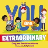 You Are Extraordinary, hardcover - Slightly Imperfect