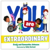 You Are Extraordinary, softcover
