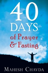 40 Days of Prayer and Fasting - eBook