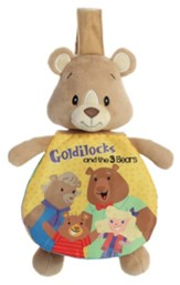 Goldilocks and the 3 Bears, Story Pals, Plush