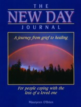 New Day Journal: A Journey from Grief to Healing
