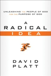 A Radical Idea: Unleashing the People of God for the Purpose of God ebook