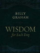 Wisdom for Each Day , Large-Print
