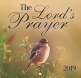 2019 The Lord's Prayer Mini Wall Calendar