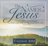 2019 Names of Jesus Wall Calendar