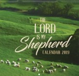 2019 The Lord is My Shepherd Wall Calendar