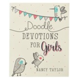Doodle Devotions For Girls Gift Book