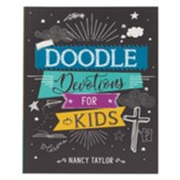 Doodle Devotions For Kids Gift Book