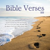 2020 Bible Verses Mini Wall Calendar