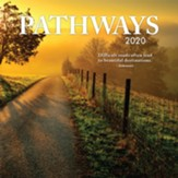 2020 Pathways Mini Wall Calendar