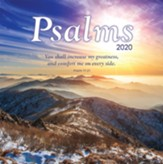 2020 Psalms Wall Calendar