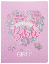 ESV My Creative Bible for Girls, Flexcover, Pink