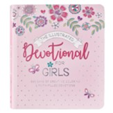 Illustrated Devotional For Girls, Creative By Design, Coloring Book