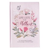 Life Lists For Mothers Gift Book