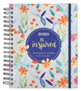 2020 Be Inspired 18-Month Planner