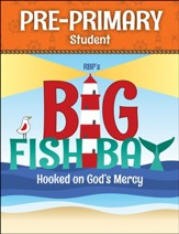 Big Fish Bay: Pre-Primary Activity Sheets (KJV)