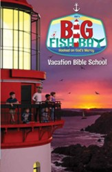 Big Fish Bay: Bulletin Covers (pkg. of 50)