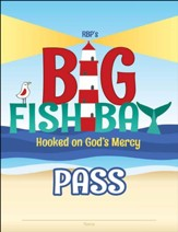 Big Fish Bay: Passes (pkg. of 10)