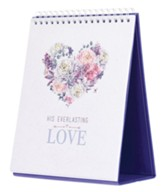 2021 His Everlasting Love Desktop Calendar