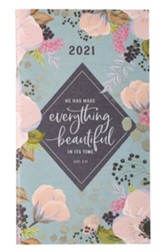 2021 Everything Beautiful Daily Pocket Planner