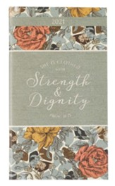 2021 Strength & Dignity Daily Pocket Planner