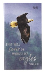 2021 Wings Like Eagles Daily Pocket Planner