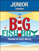 Big Fish Bay: Junior Teacher Book (NKJV) - Slightly Imperfect