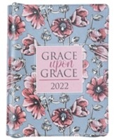 Grace Upon Grace 2022 18 Month Planner, Large