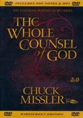 Whole Council of God - DVD