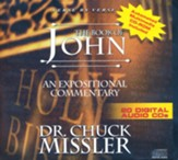 The Book of John - An Expositional Commentary on CD with CD-ROM